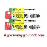 Buy cheap Microsoft Windows 10 Pro OEM COA License Sticker , Windows 10 Professional Retail Box from wholesalers