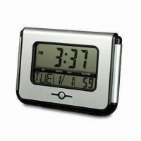 Buy cheap Battery-operated LCD Clock with FM Radio, Alarm, and Snooze Functions, Measures 262 x 91 x 219mm from wholesalers