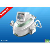 Buy cheap 400w Input Voltage Consumption Cool Fat Reduction Machine With 28KHZ Cavitation Handle from wholesalers