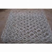 Buy cheap Gabion Baskets, 80 x 100mm Opening product
