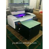 Buy cheap UV Flatbed Digital Printer for print on tiles/ glass/ wood/ PVC/ steel etc from wholesalers