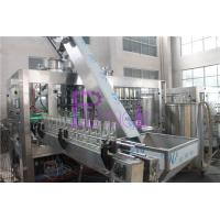 Buy cheap 40 Heads Bottle Filling Machine For Glass Bottle Negative Pressure from wholesalers