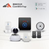 Buy cheap wifi camera , wireless door sensor, wireless pir sensor, gsm remote smart home controller from wholesalers