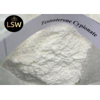 Buy cheap Muscle Gain Legal Anabolic Steroids 58-20-8 Testosterone Cypionate / Test Cyp from wholesalers