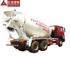 Buy cheap 10cbm Capacity Volume Concrete Mixer Truck HOWO 6x4 Sinotruk Cement Mixer Truck product
