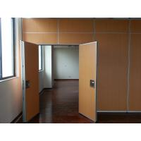 Buy cheap Soundproof Movable Partitions Mobile Folding Partition Wall For Hotel Hall from wholesalers