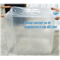 Buy cheap China wholesale pe plastic bag of waterproof pallet covers, Reusable Waterproof Plastic PVC Pallet Cover,100% Polyester from wholesalers