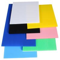 Buy cheap 4mm White Corflute and Flute Board for Wholesale from wholesalers