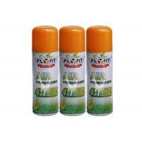 Buy cheap Aerosol Car Air Freshener Spray 330ml Orange / Ocean Fragrance Nonflammable product