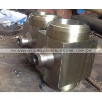 Buy cheap ASTM A105 Galvanized ASME B16.11 Forged Socket Weld Tee from wholesalers