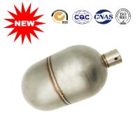 Buy cheap Compact Threaded Tank Level Gauges Float 304/316L Stainless Steel Material from wholesalers