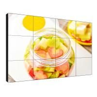 Buy cheap 1920* 1080 Multi Screen Video Wall 55 Inch Advertising Splicing Unit 3.5mm Thickness from wholesalers