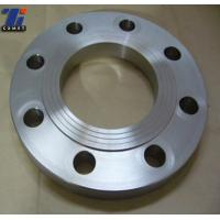 Buy cheap ansi b16.5 RF 1.5inch Gr2  titanium blind flange,Class 150  SO flange from wholesalers