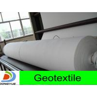 Buy cheap 100%Pet Spunbond Needle Punched Nonwoven Geotextile Fabric For Road from wholesalers