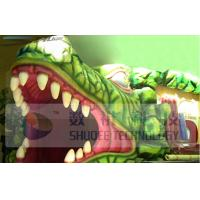 Buy cheap Dinosaur Box 5D Cinema Equipment Indoor / Outdoor Large Amusement Center product
