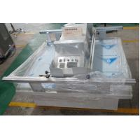 Buy cheap Digital Transport Simulate Vibration Testing Machine Price / vibration bentch from wholesalers