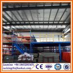 Buy cheap Warehouse Equipment EU Pallet Rack Metal Mezzanine Floor from wholesalers