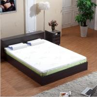 Buy cheap King Size Memory Foam Mattress Topper For Relieving Pressure White Color from wholesalers