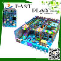 Buy cheap Portable Toddler Soft Play Equipment CAD Instruction 5 Years Warranty from wholesalers