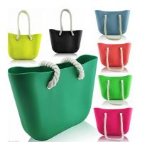 Buy cheap silicone beach bag from wholesalers