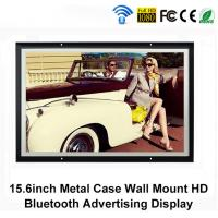 Buy cheap 15.6 Inch MP4 / AVI Bluetooth LCD Display , Digital Open Frame LCD Monitor from wholesalers