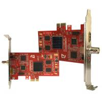 Buy cheap 2 Channel Audio Video Capture Card HDMI/SDI PCI-E Capture Card For Media Server from wholesalers