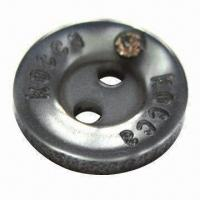 Buy cheap Resin Button, Decorated with Rhinestones product