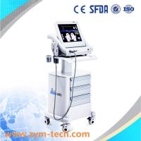 Buy cheap Face Lift Device Ultrasound HIFU beauty equipment from wholesalers