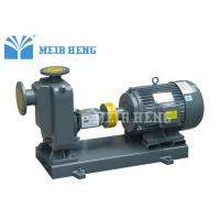 Buy cheap Sewage Electric Centrifugal Pump Open Impeller Self Priming 1 Or 3 Phase For Trash from wholesalers