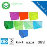 Buy cheap virgin pulp tissue paper rolling paper color gift wrapping paper from wholesalers