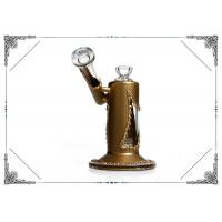Buy cheap Matrix Perc Mini Bong Smoking Water Pipes Hookah Copper Art On Glass from wholesalers