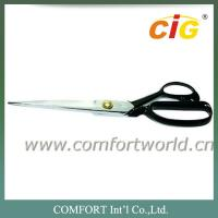 Buy cheap 8 inch to 12 inch Stainless Steel Sharp Tailor Scissors Professional , Sewing Scissors product