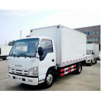 Buy cheap hot sales 4x2 small ISUZU Brand refrigerator truck for sale from wholesalers