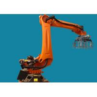 Buy cheap Rotary Scraping Robot Palletizing Equipment For Cartons Cans Containers from wholesalers