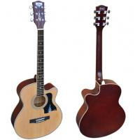 Buy cheap 40 Spruce Acoustic Guitar for Beginners from wholesalers
