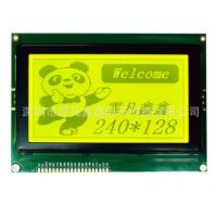 Buy cheap Graphic LCD Display Module , 240×128 Dots Type Graphic LCD Module product