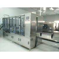 Buy cheap Small Scale Soda Bottling Equipment , Carbonated Soft Drink Production Line Glass Bottle from wholesalers