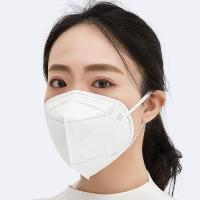Buy cheap Personal Protection N95 Face Mask Unisex N95 Particulate Filter Mask white from wholesalers