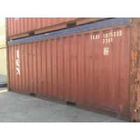 Buy cheap White International Storage Container Houses / Metal Container Homes from wholesalers