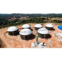 Buy cheap Anti Corrosion Simple Biogas Digester , Bio Digester Tank Fast Installation from wholesalers
