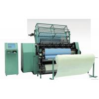 Buy cheap Multi-span Computerised Multi-needle Automatic Quilting Machine With Auto Lift Needle from wholesalers