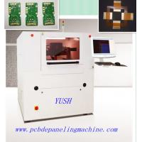 Buy cheap 3D CNC Laser Cutting Machine for Depaneling of Rigid and Flexible Pcbs from wholesalers