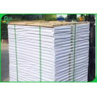 Buy cheap Notebook Printing 70 Offset Paper , 17  X  27 Inch White High Quality Bond Paper from wholesalers