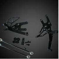 Buy cheap Cbr600rr (03-06) ,Cbr1000 (04-07) Billet CNC Rear Sets, Foot Pegs,Foot Rests. from wholesalers