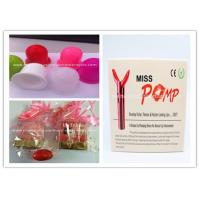 Buy cheap Lip Gloss Lip Plumper Enhancer Suction Device / Lip Plumping Makeup Products from wholesalers