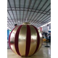 Buy cheap Christmas Decoration Ball Inflatable Advertising Ball Inflatable Helium Flying Balloon from wholesalers