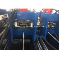 Buy cheap Cold Rolled Strip Cantilever Cable Tray Roll Forming Machine With Punching System from wholesalers