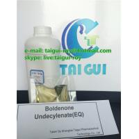 Buy cheap Boldenone Undecylenate Yellow Liquid Injectable Muscle Growth Steroids Equipoise Anabolic Androgenic Powder from wholesalers