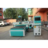 Buy cheap No Deformed CNC Wood Cutting Machine High Stability With Air Cooling Spindle product