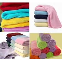 Buy cheap coral fleece/polar fleece throw blanket from wholesalers
